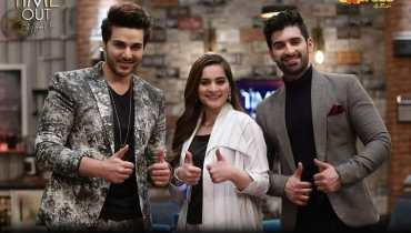 Actress Aiman Khan Faces Criticism of Fans