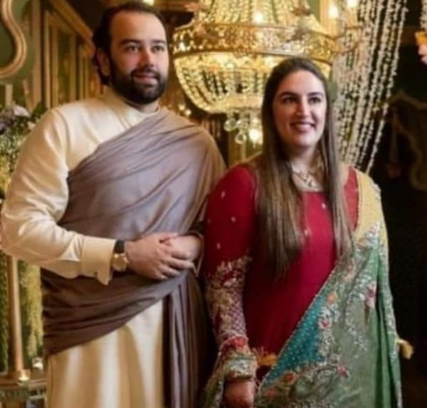 Bakhtawar Bhutto Un Seen Pictures From Her Wedding