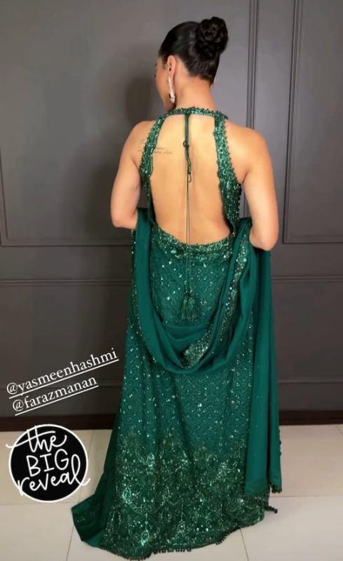 Yasmeen Hashmi Hot and Bold Photoshoot