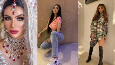 Latest Photos of Beauty Blogger Faryal Makhdoom