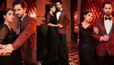 Ayeza And Danish Looking Magnificent In Latest Shoot
