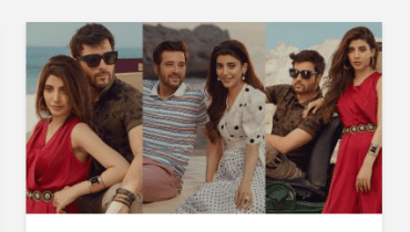Urwa Hocane And Mikaal Zulfiqar latest Hot photoshoot