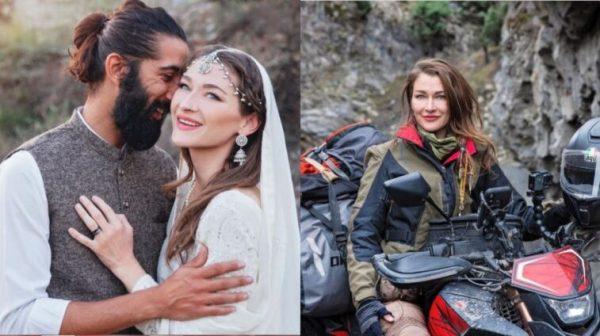 Canadian Vlogger Rosie Gabrielle Marries Pakistani Man