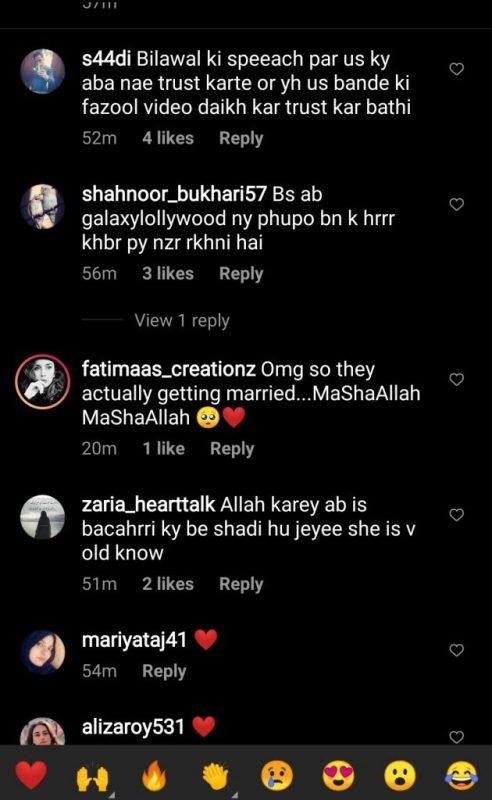 Public Criticism on Saba Qamar Husband To Be Azeem Khan