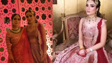 Pakistani Model Alyzeh Gabol Turns the Heat at the Dance Floor