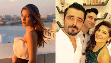 Ayesha Omer Opens Her Friendship With Hamza Ali Abbasi
