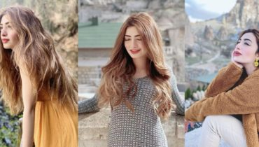 Actress Nawal Saeed Takes a Trip to Turkey