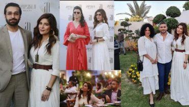 Popular Pakistani Actress Ayesha Omar Launch Her Beauty Line