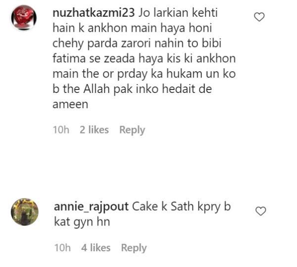Public Reaction On Saba Qamar 37th Birthday Party