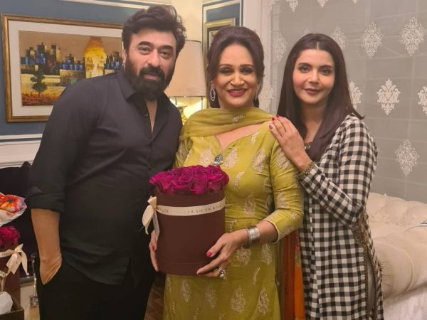 Queen of Morning Show Nida And Yasir hosted Party for Friends