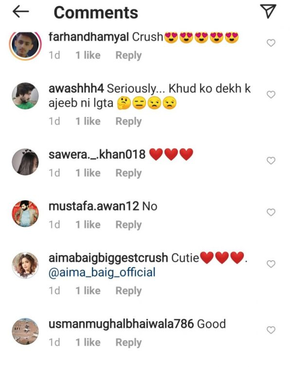 Netizens Body Shamed Aima Baig On Her Recent Picture