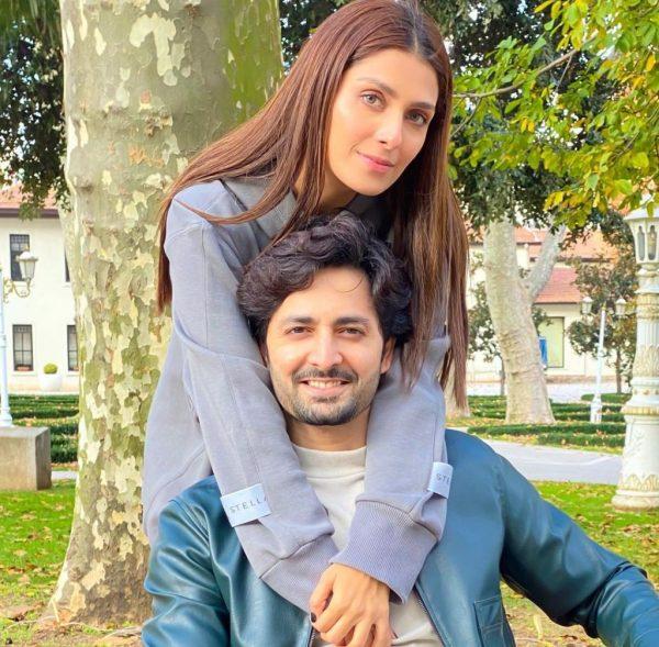 Ayeza Khan Resurfaced Old Clip Leaves Netizens in Shock
