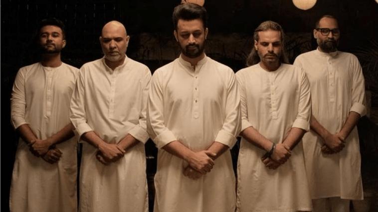 Atif Aslam & Nouman Javed to Release Salam-e-Ajizana
