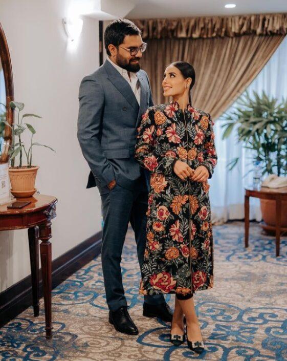 Iqra Aziz And Yasir Hussain Explore Rakaposhi