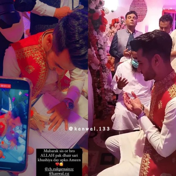 Zulqarnain Sikandar is very popular not only on lip sync app but also photo sharing app Instagram. Due to its immense popularity on social media, Zulqarnain Sikandar has also collaborated on some advertisements.