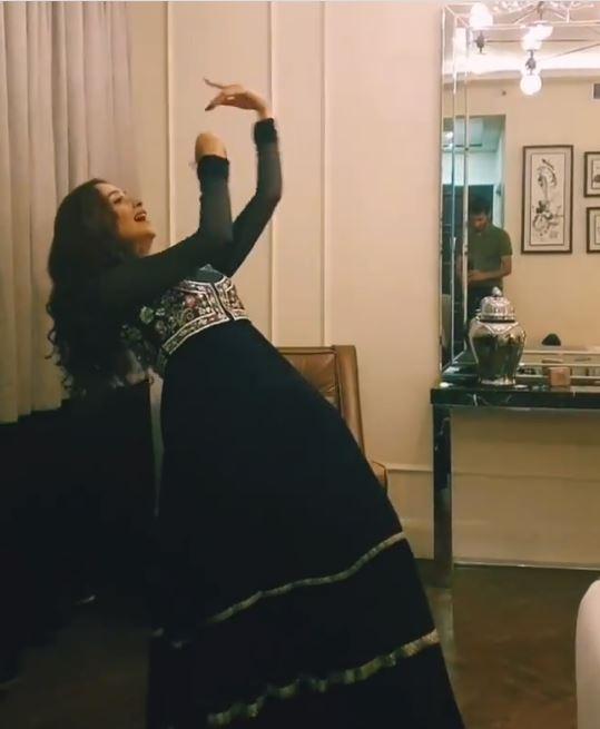 Public Reaction On Zarnish Khan Recent Dance Video