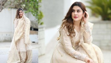 Kubra Khan Looks Super Pretty In This Stunning Dress