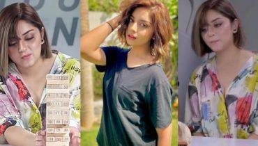 Alizeh Shah has faced severe criticism for her bold dressing