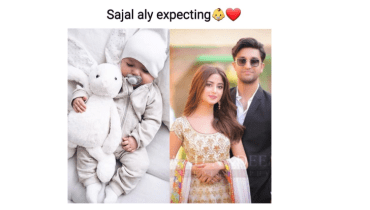 Mommy To Be Sajal Aly Expecting Her First Child
