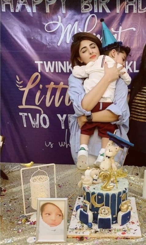 Fatima Sohail Throws a Fun Birthday Party For Her Son Mehmat