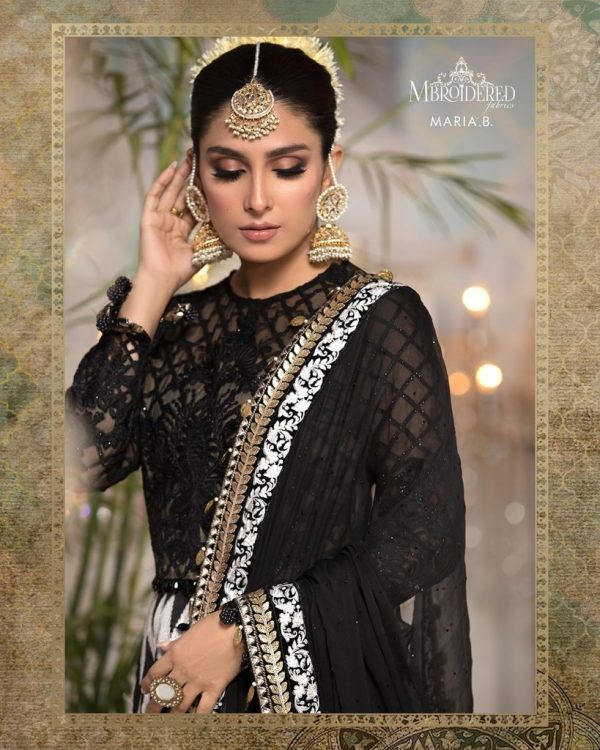 Embroidered Heritage Collection 21 By Maria.B