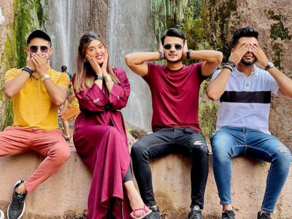 Kanwal Aftab Leaves Fans Gushing With Husband