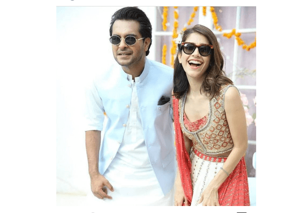 Syra Yousaf And Asim Azhar Are Twinning In Shades