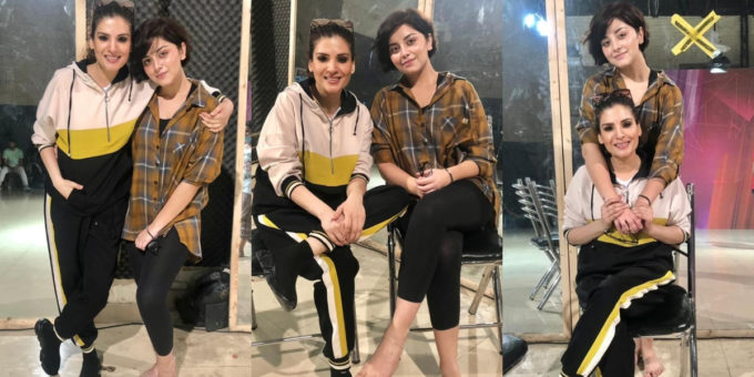 Resham And Alizeh Shah responds to backlash
