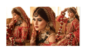 Kanwal Aftab Looks Absolutely gorgeous In A Traditional Look