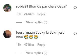 Sarah Khan's Brother Fell Prey Trolling On Internet