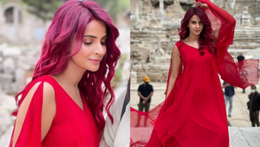Saba Qamar Red Hair Look Sets the Internet on Fire