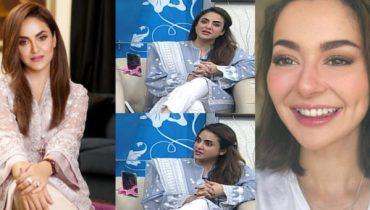 Wikipedia Showing Hania Spouse Of Nadia Khan