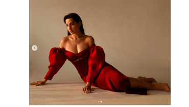 Nora Fatehi New Pictures Are Too Hot To Handle