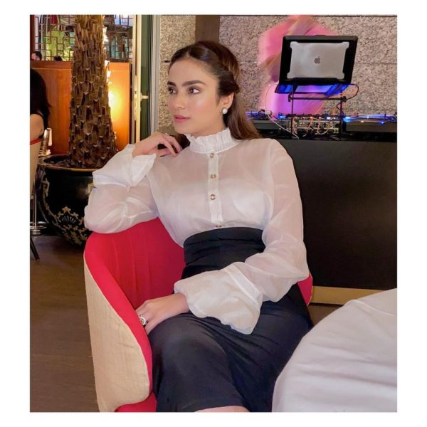 Alyzeh Gabol Latest Pictures From Dubai Vacations