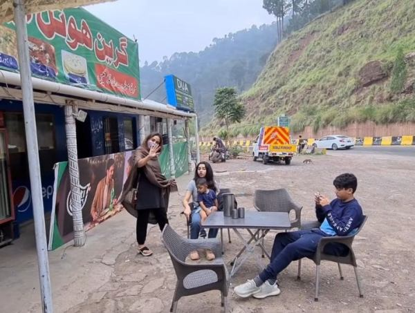 Nadia Khan Shares Exciting Vlog Family Trip To Murree