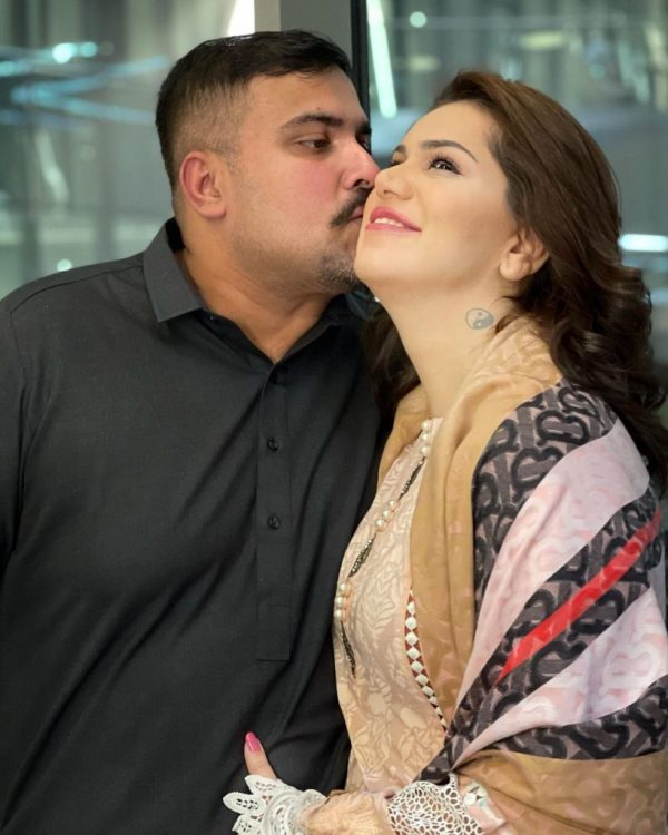 Ghana Ali Under Criticism PDA-Filled Pictures With Husband