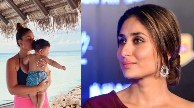 Kareena Kapoor Khan Showers Love for Her Little Jeh