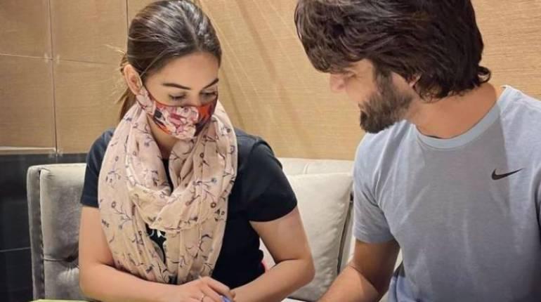 Wedding bells start ringing for Minal Khan And Ahsan Mohsin