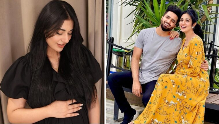 Sarah Khan Shuts Up Troll For Calling Her Baby Najayz