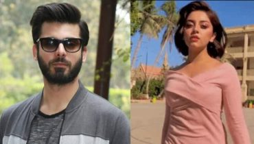 Alizeh Shah openly Said She Hated to work With Fawad Khan