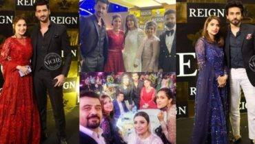 Celebrities Spotted At the Launch Event Of Reign