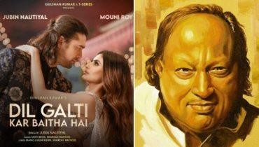 Twitter Roasts Indian Singers copying Nusrat Fateh Ali Khan Qawwali