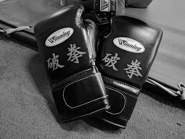 ボクシングジムでのスパーで怪我した話し
