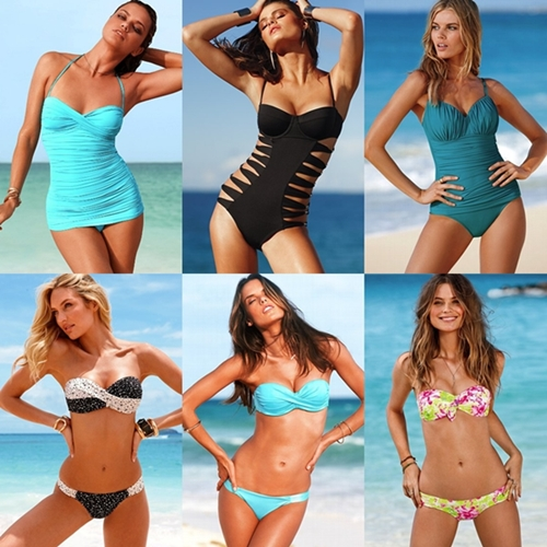 Swimwear: Tips for different silhouettes