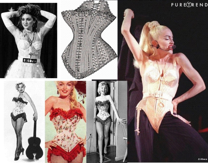 corsets are made 21st century