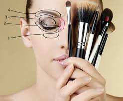 use make up tools