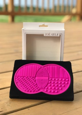 Zoe Ayla Makeup Brush Cleaner