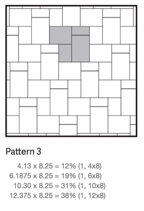 Lamont Pavers - Laying Pattern