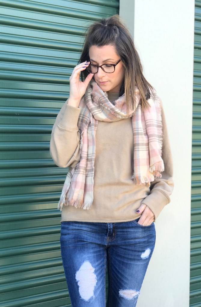 Fall Fashion // Crewneck Sweatshirts