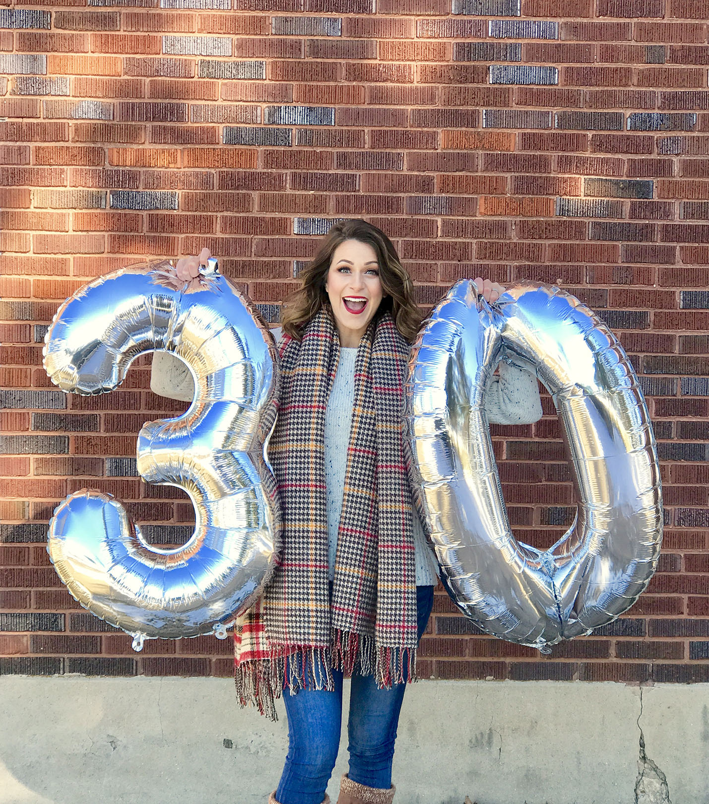 I'm 30 _Ashley YAY
